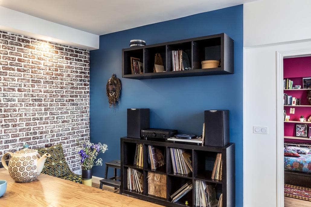 renovation appartement 50m2