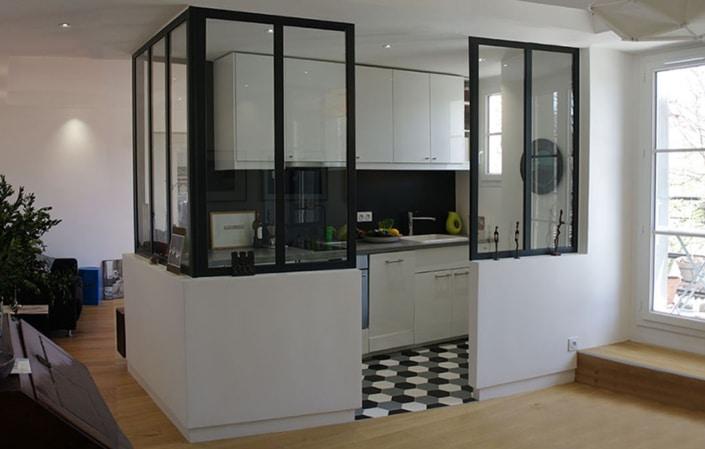 Rénovation appartement 75010