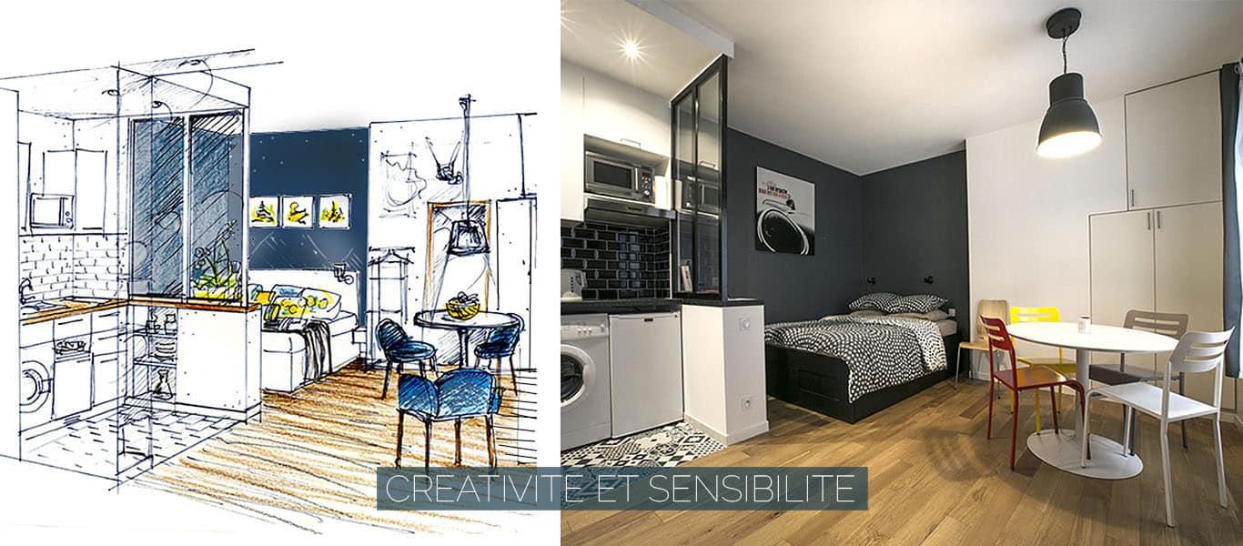accueil rn architecture. Black Bedroom Furniture Sets. Home Design Ideas