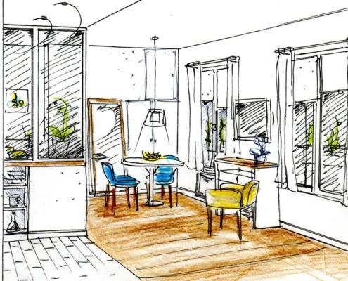 Rénovation optimisation studio